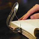 billige Skrivebordslamper-1pc Bok LED Night Light Hvit Nytt Design / Enkel å bære <5 V