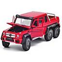 baratos Acessórios de Cozinha & Comida de Brinquedo-Carros de Brinquedo Veículos Vista da cidade Legal Requintado Metal Adolescente Todos Para Meninos Para Meninas Brinquedos Dom 1 pcs