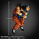 billige Anime- og mangadukker-Anime Action Figurer Inspirert av Dragon Ball Cosplay PVC 42 cm CM Modell Leker Dukke