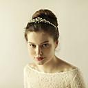 cheap Party Headpieces-Rhinestone Headbands with Imitation Pearl 1 Piece Wedding / Party / Evening Headpiece