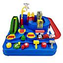 baratos Trens de brinquedo e conjuntos de trem-Trens & Ferrovias de Brinquedo Trem Cauda Requintado / Interação pai-filho Plástico e metal / PP+ABS Todos Infantil Dom 1 pcs