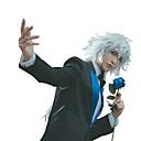 preiswerte Anime-Kostüme-Inspiriert von Schicksal / Großauftrag Merlin Anime Cosplay Kostüme Cosplay Kostüme Streifen Bluse / Kostüm Für Herrn Halloween Kostüme