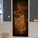 ieftine Acțibilde de Perete-Autocolante de Perete Decorative - 3D Acțibilduri de Perete #D Interior