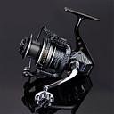 billige Fiskesneller-Fiskesneller Spinne-hjul 5.5:1 Gear Forhold+13 Kulelager Hånd Orientering Byttbar Søfisking / Agn Kasting / Pêche à la carpe