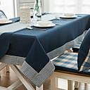 tanie Podkładki stołowe-Współczesny Włókniny Kwadrat Obrusy Jendolity kolor / Geometryczny Dekoracje stołowe 1 pcs
