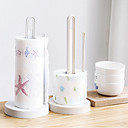 billige Køkkenopbevaring-Køkkenorganisation Reoler og Holdere Plastik Nyt Design / Kreativ Køkkengadget / Nem at Bruge 1pc
