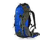 זול תוספות שיער בגוון טבעי-40 L תיק מטיילים - מוגן מגשם, לביש, נשימה חיצוני צעידה, טיפוס, סקי ניילון אדום, כחול ים, ירוק כהה