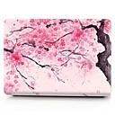 """baratos Luvas Notebook-Capa para MacBook Flor Plástico para Para o Novo MackBook Pro 15"""" / Para o Novo MackBook Pro 13"""" / MacBook Pro 15 Polegadas"""