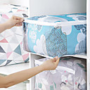 cheap Cartoon Duvet Covers-PVC(PolyVinyl Chloride) Rectangle Geometric Pattern / Adorable Home Organization, 1pc Storage Bags / Drawers