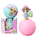 preiswerte Puppen-Plüschtiere Spielzeuge Kreisförmig Einfache Weicher Kunststoff 1 Pcs