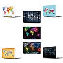 """preiswerte Laptoptasche-MacBook Herbst Karte / 3D Zeichentrick PVC für Das neue MacBook Pro 13"""" / MacBook Air 13 Zoll / MacBook 12''"""