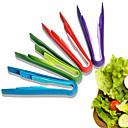 ieftine Ustensile pentru Fructe & Legume-Ustensile de bucătărie Plastic Bucătărie Gadget creativ Tong Pentru ustensile de gătit / Ustensile Novelty de Bucătărie 3pcs