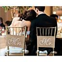 povoljno Cvijeće za vjenčanje-Jedinstven svadbeni dekor Tkanina Demin Vjenčanje Dekoracije Vjenčanje / Angažman Plaža Teme / Vrt Tema / Vjenčanje Sva doba