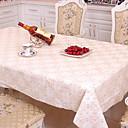 tanie Bieżniki stołowe-Nowoczesny Polichlorek winylu / Włókniny Kwadrat Obrus Geometric Shape Dekoracje stołowe 1 pcs