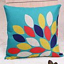 cheap Pillow Covers-1 pcs Polyester Pillow Case, Geometric / Pattern Patterned / Modern Style