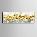 Недорогие Картины в рамах-Холст в раме Набор в раме - Абстракция Пейзаж Пластик Иллюстрации Предметы искусства