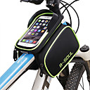 cheap Bike Frame Bags-Cell Phone Bag Bike Frame Bag Top Tube 6.2 inch Touch Screen Waterproof Cycling for Cycling iPhone X iPhone XR Blue Green Red Outdoor Exercise / iPhone XS / iPhone XS Max