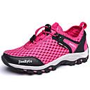 baratos Sapatos Esportivos Femininos-Mulheres Sapatos Confortáveis Com Transparência Primavera & Outono Casual Tênis Aventura Sem Salto Roxo / Fúcsia
