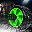 """ieftine Echipamente & Accesorii de Fitness-6"""" (15 cm) Rola de roată Ab Cu 1 Rogojină Comfortabil, Firma Extra Non-Slip, întindere, Îmbunătățirea coturilor din spate PVC (PVH), PP+ABS Pentru Fitness / Sală de Fitness / A face exerciţii fizice"""