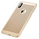 halpa iPhone kotelot-Etui Käyttötarkoitus Apple iPhone XS / iPhone XR / iPhone XS Max Ultraohut Takakuori Yhtenäinen Kova PC