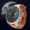 tanie Inteligentne zegarki-KUPENG T3 Inteligentny zegarek Android iOS Bluetooth GPS Sport Wodoodporny Pulsometry Pomiar ciśnienia krwi Krokomierz Powiadamianie o połączeniu telefonicznym Rejestrator aktywności fizycznej