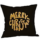 cheap Pillow Covers-Pillow Case Christmas / Holiday Polyester Rectangular Party / Novelty Christmas Decoration