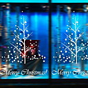 cheap Window Film & Stickers-Window Film & Stickers Decoration Christmas Holiday PVC(PolyVinyl Chloride) Window Sticker / Lovely