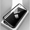 ieftine Cazuri telefon & Protectoare Ecran-Maska Pentru Apple iPhone X / iPhone 8 / iPhone 8 Plus Anti Șoc / Transparent / Magnetic Carcasă Telefon Mată Greu Sticlă Temperată / MetalPistol pentru iPhone X / iPhone 8 Plus / iPhone 8