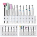 cheap Other Nail Tools-1 set Wear-Resistant / Best Quality nail art Manicure Pedicure Metal Alloy Basic Daily