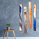 cheap Framed Arts-Framed Art Print Framed Oil Painting - Abstract Plastic Oil Painting Wall Art