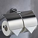 baratos Suportes para Papel Higiênico-Suporte para Papel Higiênico Novo Design Moderna Aço Inoxidável / Ferro 1pç Montagem de Parede