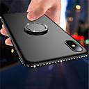 رخيصةأون إكسسوارات ومعدات اللياقة البدنية-كفر حافظة لآبل iPhone xr xs xs max ring / نحيف جداً / بغطاء خلفي rhinestone soft tpu لآيفون x 8 8 زائد 7 7plus 6s 6s plus se 5 5s