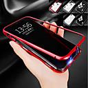 baratos Suportes & Apoios para Carros-Capinha Para Apple iPhone XR / iPhone XS Max Antichoque / Magnética Capa Proteção Completa Sólido Rígida Metal para iPhone XS / iPhone XR / iPhone XS Max