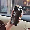 ieftine Pahare Novelty-Drinkware Cupa vid Teak Portabil / Reținerea de căldură / -Izolate termic Casul / Zilnic