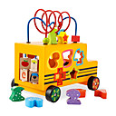 cheap Marble Track Sets-Marble Run Cool Exquisite Parent-Child Interaction Wooden Child's All Toy Gift 1 pcs