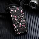 cheap Cellphone Case-Case For Samsung Galaxy Galaxy A9(2018) / Galaxy A50(2019) Wallet / Card Holder / Flip Full Body Cases Flower Hard PU Leather for A6 (2018) / A6+ (2018) / Galaxy A7(2018)
