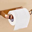 hesapli Tuvalet Kağıdı Tutucuları-Tuvalet Kağıdı Tutacağı Yeni Dizayn / Havalı Modern Metal 1pc Duvara Monte Edilmiş