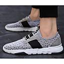 رخيصةأون أحذية رياضية رجالي-رجالي أحذية الراحة شبكة الصيف أحذية رياضية الركض أسود / رمادي / أزرق