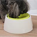 preiswerte Schüsseln & Futternäpfe für Hunde-1 L Hunde / Katzen Futter- & Trink-Vorrichtungen Haustiere Schüsseln & Füttern Einstellbar Weiß
