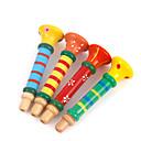 preiswerte Zeichnung Spielzeug-Harmonika Bequem Unisex Spielzeuge Geschenk 1 pcs / Holz