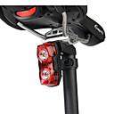 halpa Pumput & Seisontatuet-LED Pyöräilyvalot Polkupyörän jarruvalo turvavalot Maastopyöräily Pyöräily Vedenkestävä Super Bright Kannettava AAA 1000 lm Akut viritettyinä Punainen Telttailu / Retkely / Luolailu Pyöräily - RAYPAL