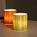 halpa Pöytäkoristeet-Moderni / nykyaikainen / valo Värillinen lasite Taulukko Centerin Pieces - Yleinen Kristalli / kuppi Kuviointi / printti / Painettu 2 pcs