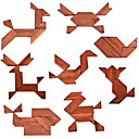 cheap Wooden Puzzles-Wooden Puzzle Wooden 1 pcs Child's All Toy Gift