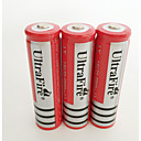 abordables Linternas y Luces de Cámping-18650.0 batería Batería de ion de litio recargable 4200.0 mAh 4pcs Recargable para Camping/Senderismo/Cuevas