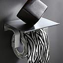 billige Toalettrullholdere-Toalettrullholder Nytt Design / Kul Moderne Aluminium 1pc Vægmonteret