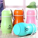 ieftine Lămpi de vid și termose-Drinkware Teak Cupa vid Desene Animate / Reținerea de căldură / Drăguț 1 pcs