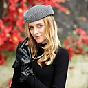 cheap Party Headpieces-Silk / Fiber Hats with Bowknot 1pc Casual / Daily Wear Headpiece