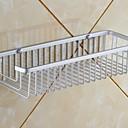Χαμηλού Κόστους Ράφια Μπάνιου-Ράφιι μπάνιου Νεό Σχέδιο / Απίθανο Μοντέρνα Αλουμίνιο 1pc Επιτοίχιες