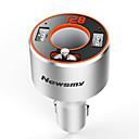 cheap Bluetooth Car Kit/Hands-free-Newsmy C66 4.1 Bluetooth Headsets / Handsfree Bluetooth / MP3 FM Modulator Car Kit
