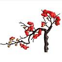 olcso Művirág-Művirágok 1 Ág Klasszikus Stílusos / Esküvői virágok Növények / Szilva Asztali virág